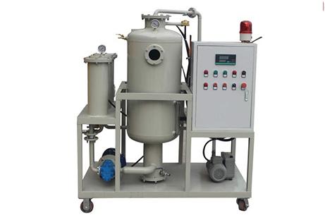 滤油机的正确使用方法及相关准则