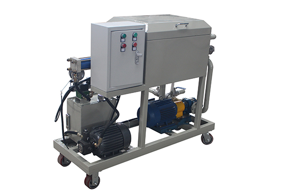 QR-BK板框式滤油机