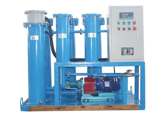 QR-B高效双极绝缘油真空滤油机