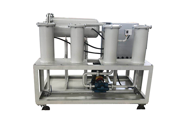 QR-JF聚结分离式轻质油滤油机