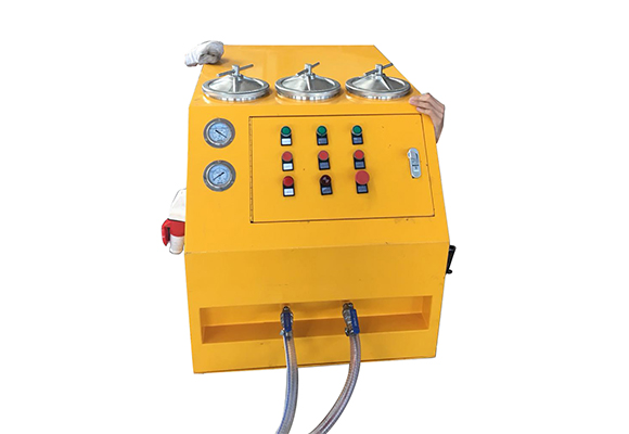 QR-JM精密滤油机