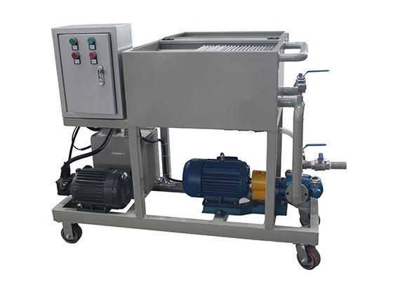 QR-BK系列板框式滤油机