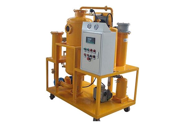 QR-DS脱大水真空滤油机