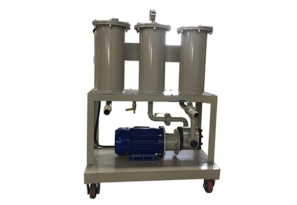 QR-JM精密轻便式滤油机
