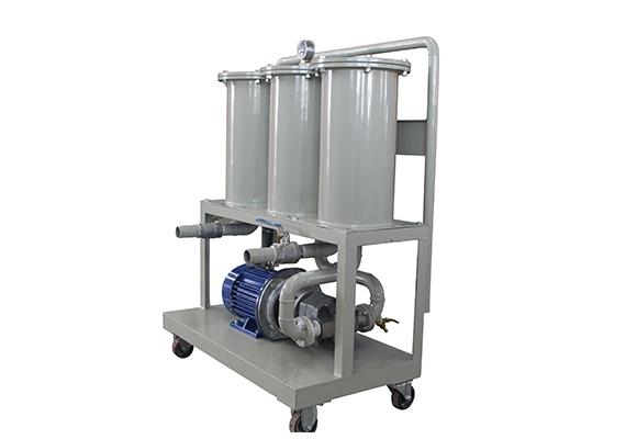 山东QR-JM精密轻便式滤油机