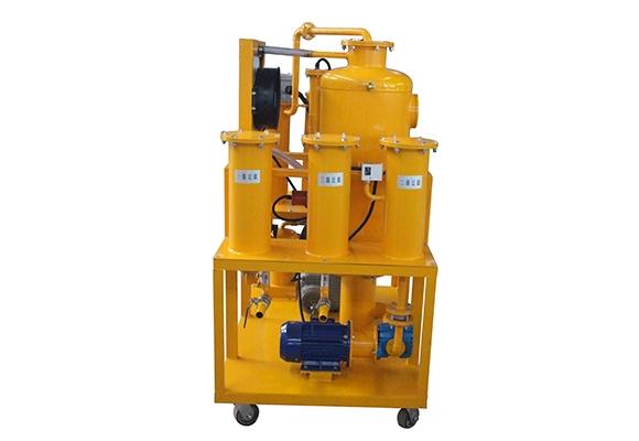 QR-T50透平油真空滤油机