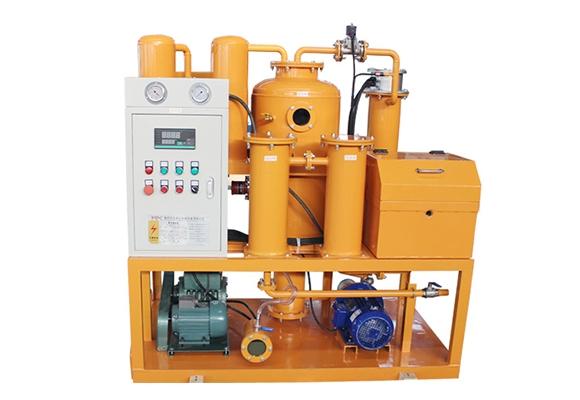 QR-ZB真空板框式滤油机
