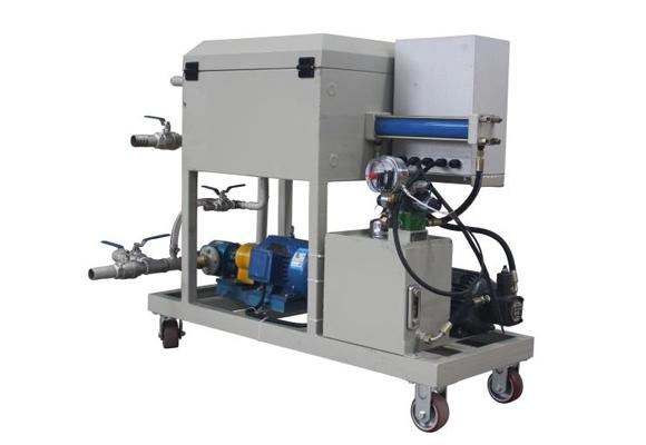 QR-BK液压板框滤油机