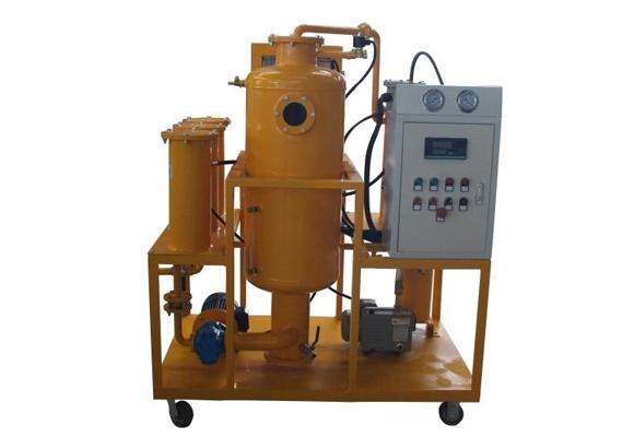 QR-DS高效脱水真空滤油机
