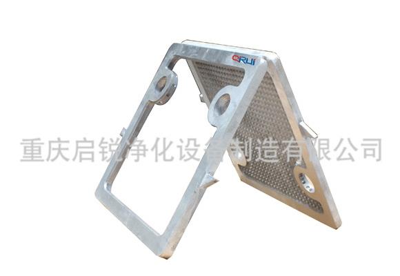 铝合金滤板滤框