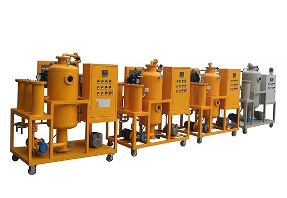 QR-FZS废油再生基础油蒸馏设备